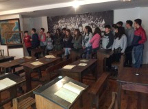 As aulas do museo